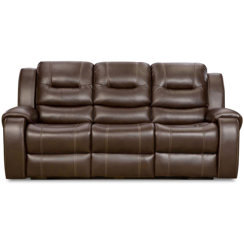 Incredible Cambridge Clark Brown Fabric Power Sofa Products Sofa Lamtechconsult Wood Chair Design Ideas Lamtechconsultcom