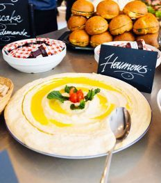 Refugee food festival : l'event culinaire qui dépasse les frontières #boissonsfraîches
