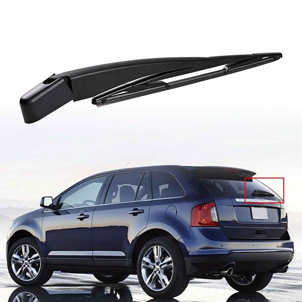 Oe Replacement Rear Wiper Arm Blade Complete Set For   Ford Edge Vimpression