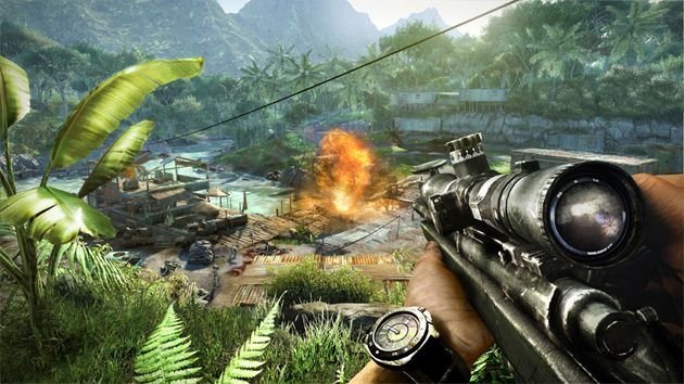 Far Cry 3 Game 4 Pc Fun With Einstein Download Now For Free Far Cry 3 Far Cry 2 Crying