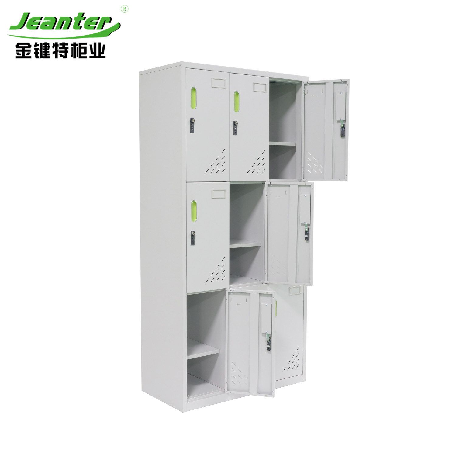 Hot Item Storage Furniture Cabinet Ventilated Metal Clothing Locker For Sale In 2020 Lockers For Sale Storage Furniture Storage