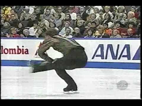 Todd Eldredge 2001 Worlds FS