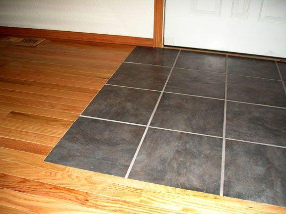 Cool amazing nice simple wonderful fantastic tile wood for Wood tile transition