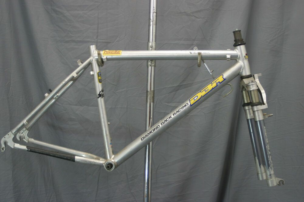 Dbr Diamondback Racing Mountain Bike Frame Vertex Manitou Answer Fork Us Charity Diamondback Mountain Bike Frames Bike Frame Vintage Mountain Bike