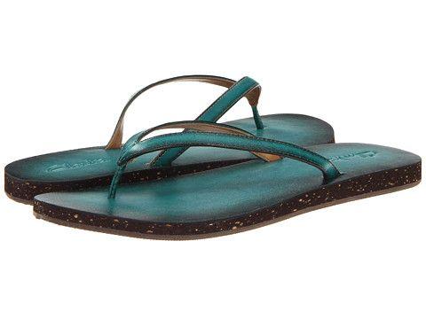 clarks salon spirit flip flops