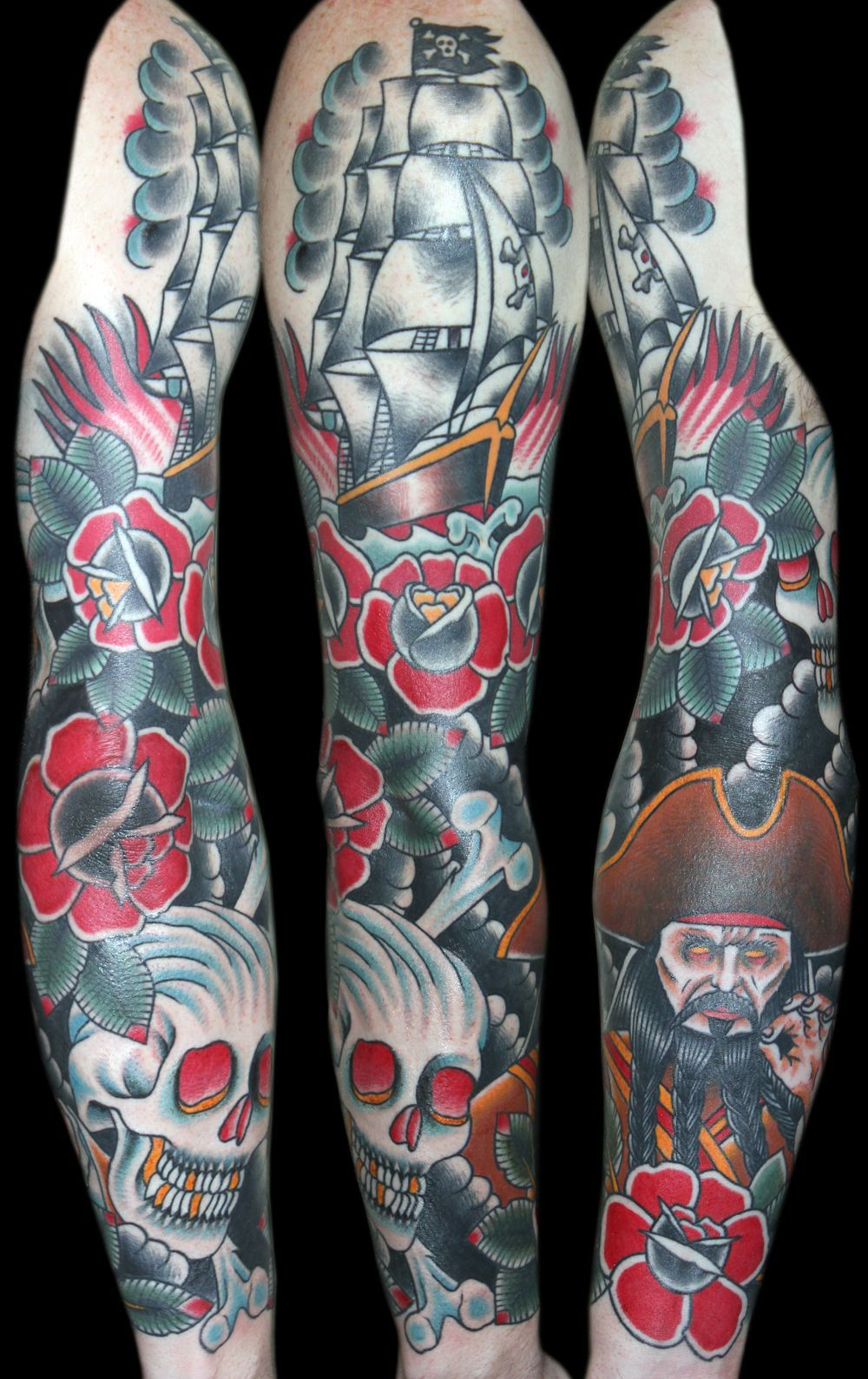 Best Traditional Tattoos Designs | tattoos | Sleeve tattoos, Tattoo ...