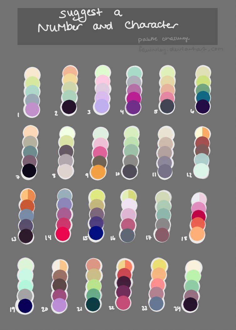 Color Palette Challenge Artofit