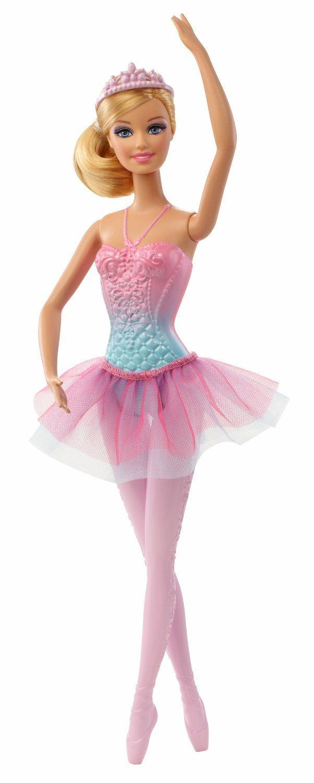 Mattel Barbie BCP12 Mix and Match Ballerina , Puppe