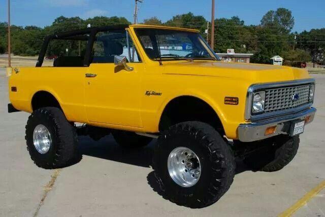 Chevrolet Blazer With Images K5 Blazer Chevy Trucks Chevrolet Blazer