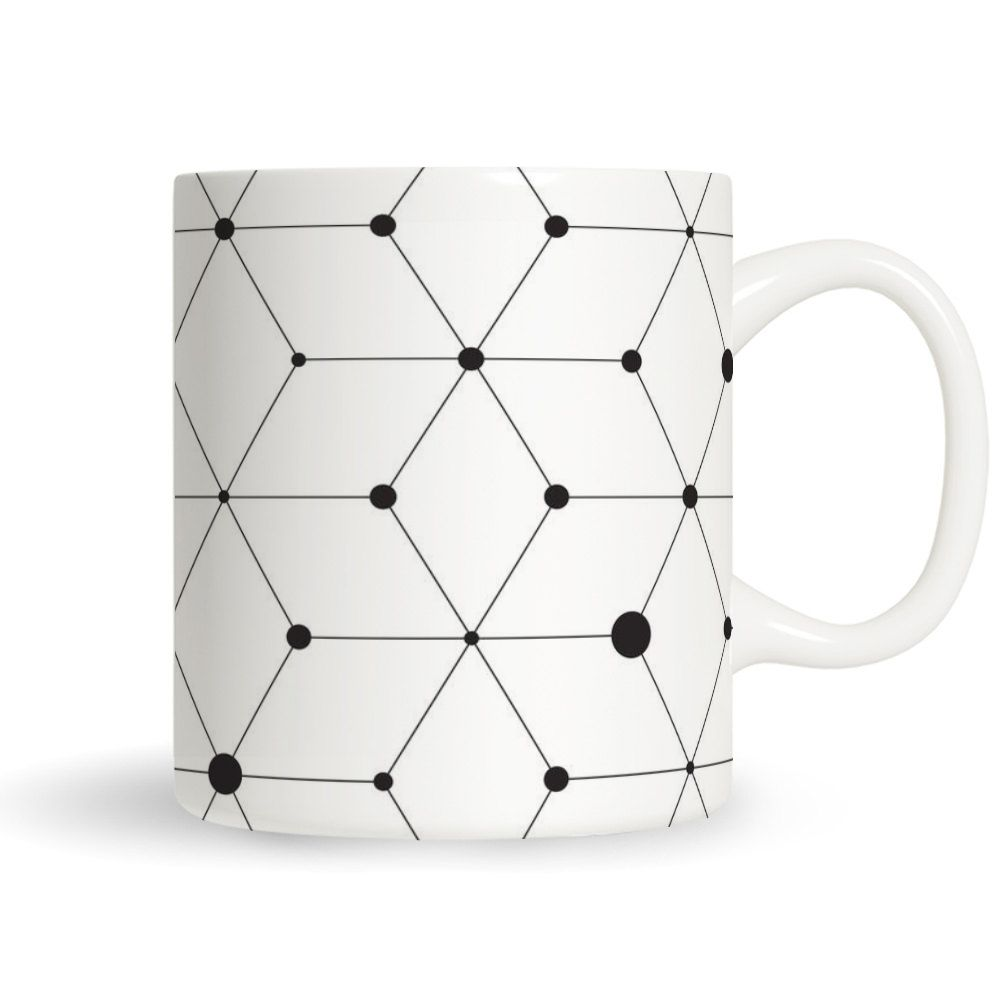 Skandinavisches design muster  Skandinavisches Design #HelloSunday #Tassen #Schlicht #Netz ...