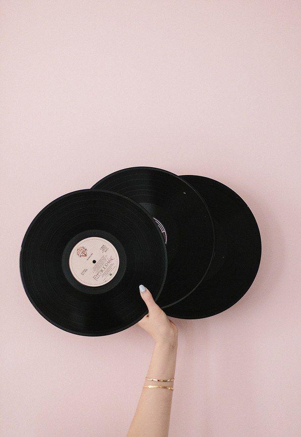 Inspiring Image Girl Retro Vynil Pink Vintage By Loren