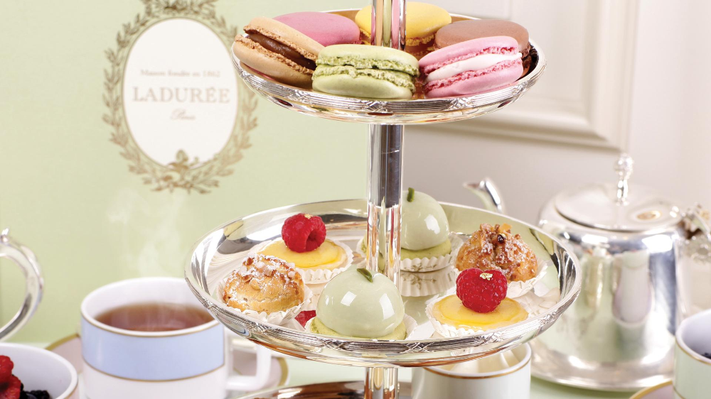 Tipping the scales Afternoon and high tea services in