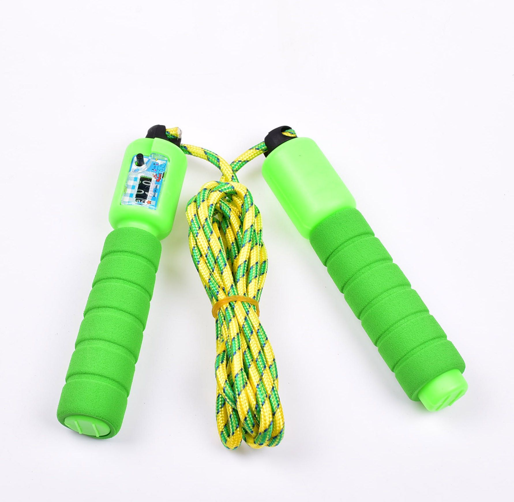 how to size a jump rope crossfit