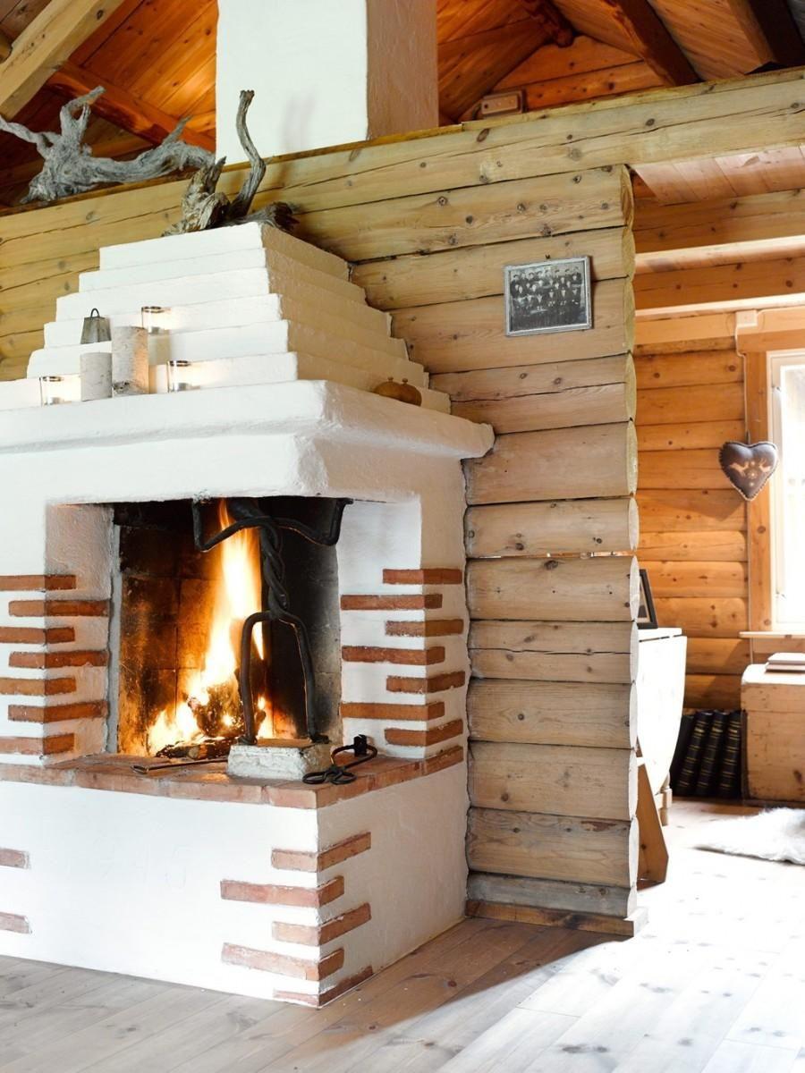 Descubrimos una cabaña de madera en plena armonía con la naturaleza y con un resultado de lo más acogedor