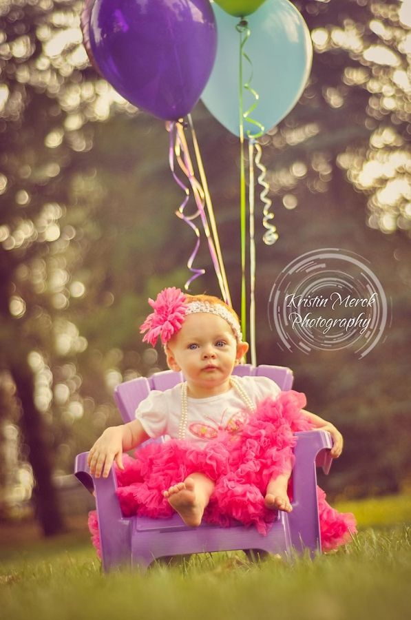 Pin De Corinne Mansfield En Photo Ideas Baby And Toddler Primer Cumpleanos De Nina Sesiones De Fotos De Cumpleanos Fotos De Primer Cumpleanos