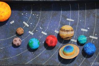 11+ How to Make 3D Solar System Project for Kids