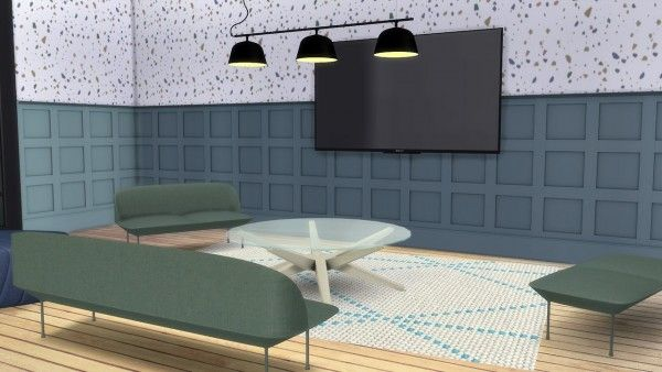 Meinkatz Creations Grey Terrazzo Wallpaper By Ferm Living