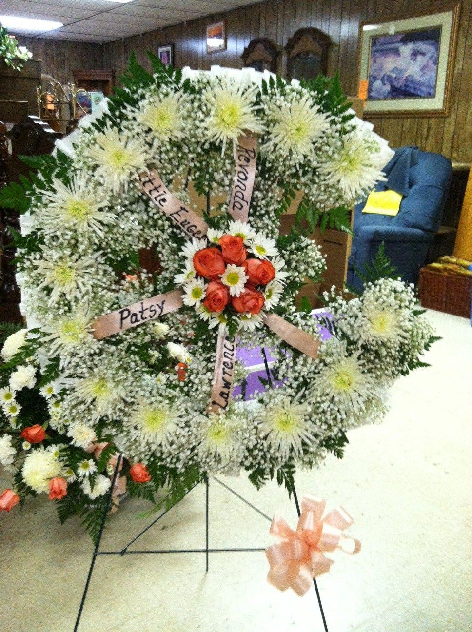 Family spray broken wheel funeral designs pinterest sprays family spray broken wheel funeral designs pinterest sprays floral arrangement and flowers izmirmasajfo