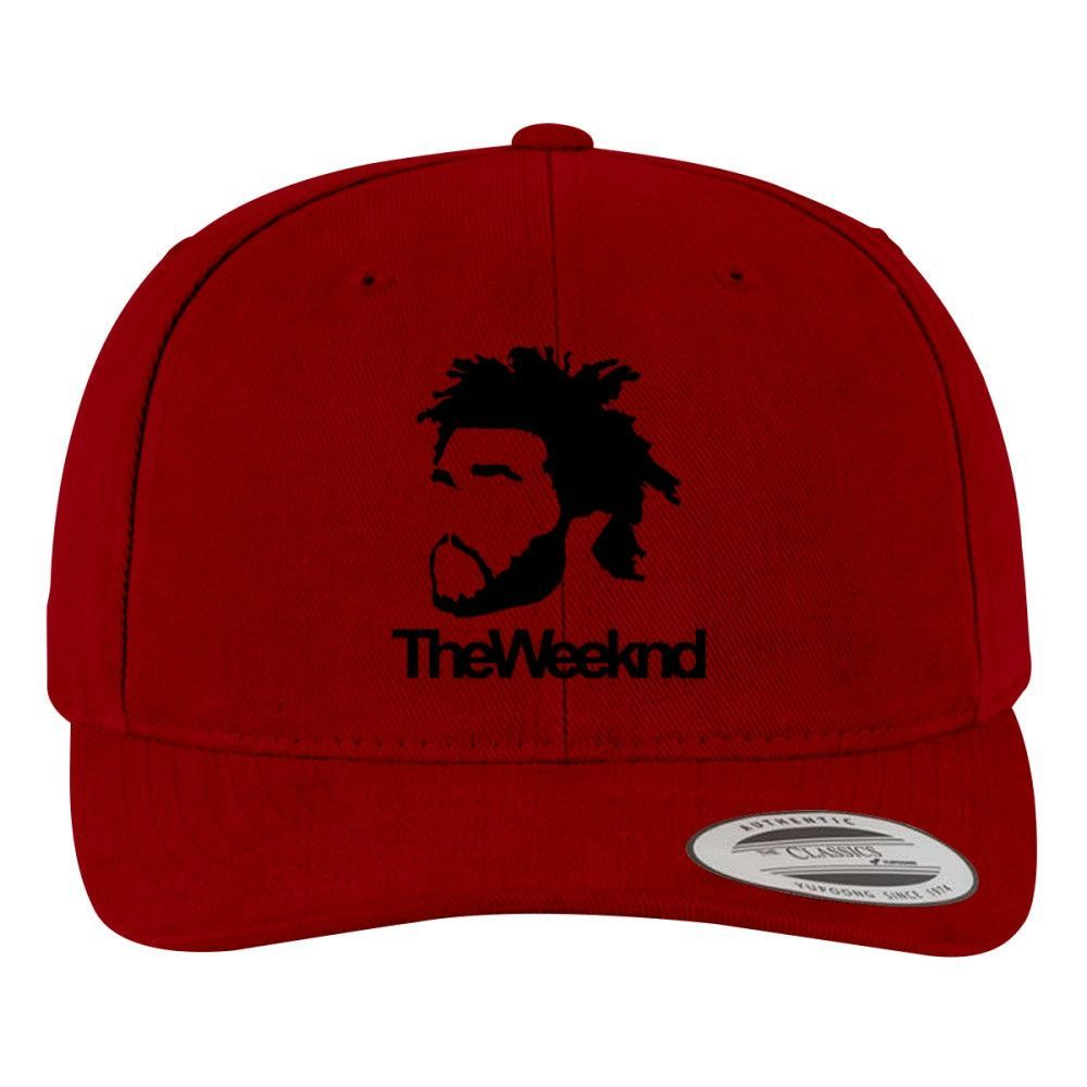 The Weeknd Brushed Cotton Twill Hat