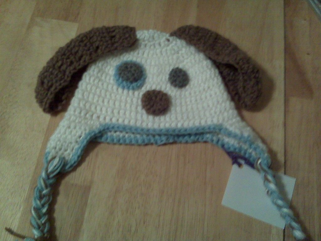 Free crochet puppy patterns free crochet puppy dog hat toddler free crochet puppy patterns free crochet puppy dog hat toddler size bankloansurffo Choice Image
