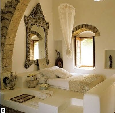 Moroccan inspired decor Humble abode Pinterest Maroc, Syrie et