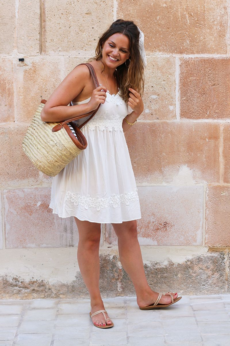 To acquire White Summer dresses pictures trends