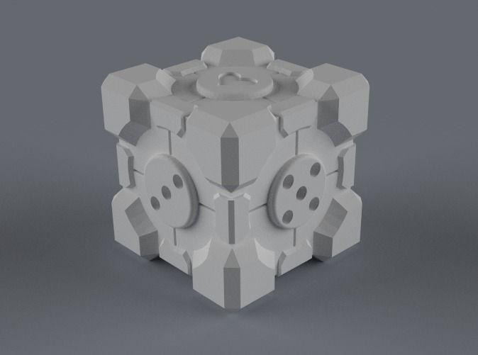#3Dprinting #D6 #dice #cube d6 by DoWhileGeek