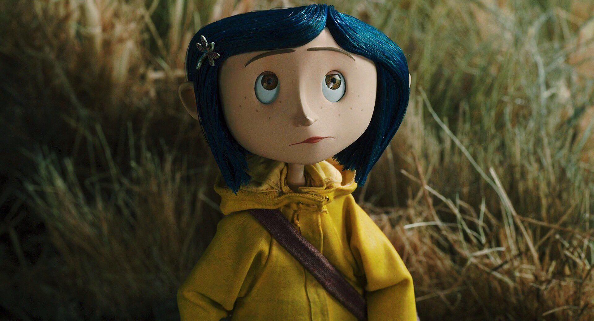 mio on Twitter | Coraline movie, Coraline jones, Coraline