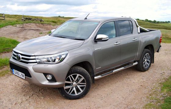 2017 Toyota Hilux Toyota Hilux Toyota Suv Cars