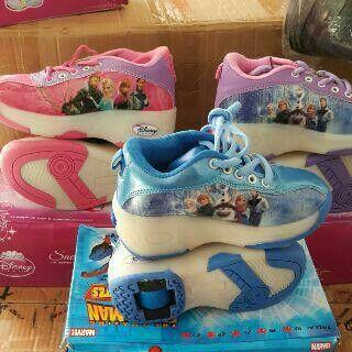 Sepatu Roda Lampu Disney Frozen S 28 36 280 000 Sepatu
