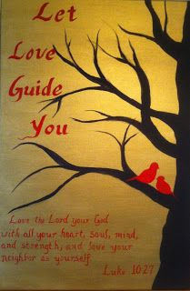 The Road Less Traveled: Let Love Guide You . . . .