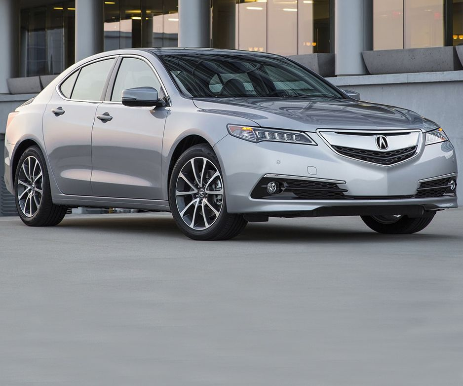 Acura TLX Stays Accord With More Premium Stuffing