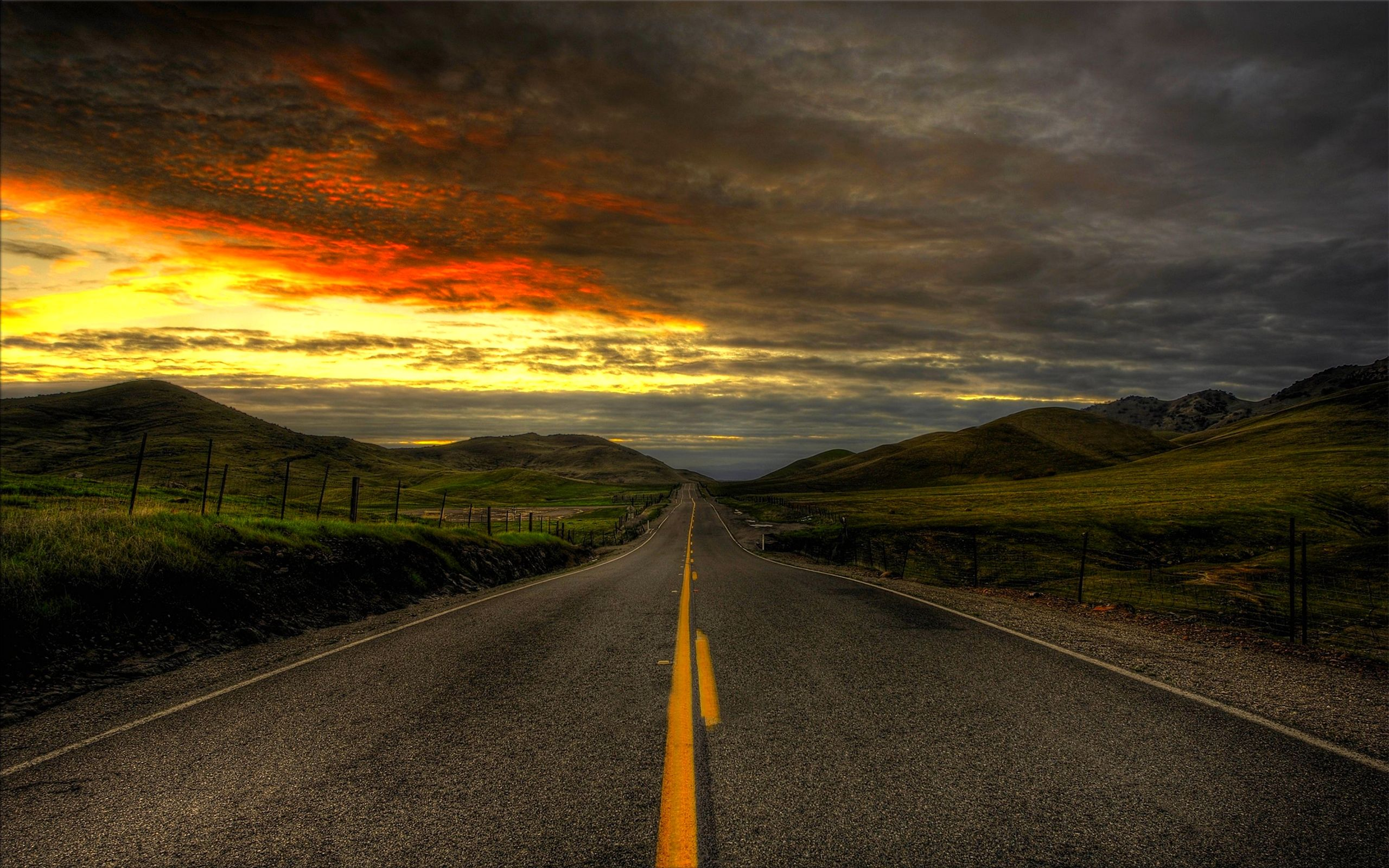 Road Computer Wallpapers Desktop Backgrounds X ID