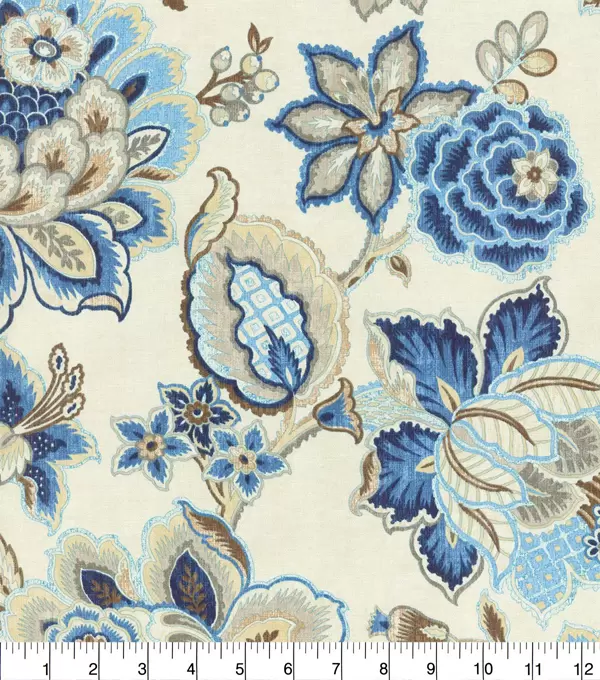 Waverly Upholstery Fabric 54'' Luna Sri Lanka Rose | JOANN