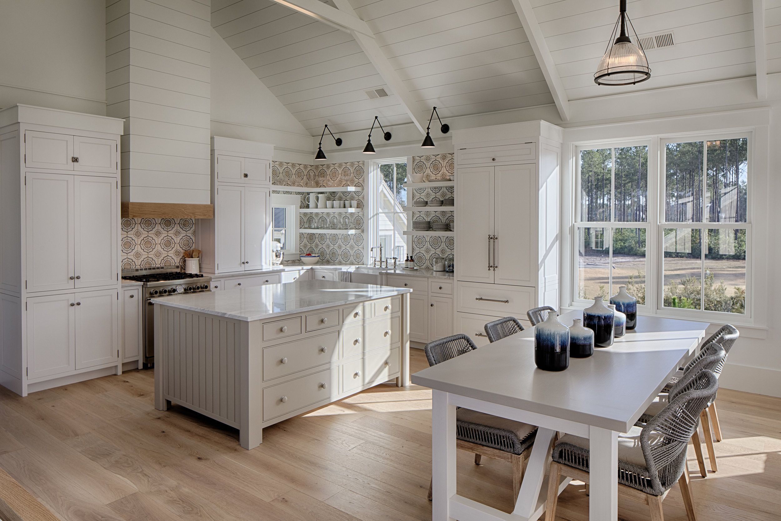 Coastal Cottage Interior Design Inspiration Part 1 {Get