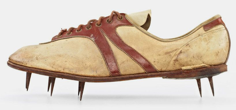 Por ahí Perder Insignia  a history of adidas: adi dassler's first track and field shoes | Track and  field shoes, Track and field, Retro running shoes