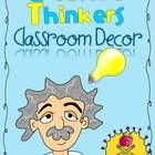 I am using this classroom decor set in my Gifted K-5 classroom this year. There are 150 pages of decor goodness! It is jam-packed with the kind of ...