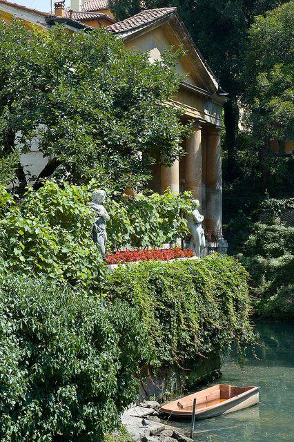 Giardino Salvi, Vicenza: Loggia Valmarana by netNicholls