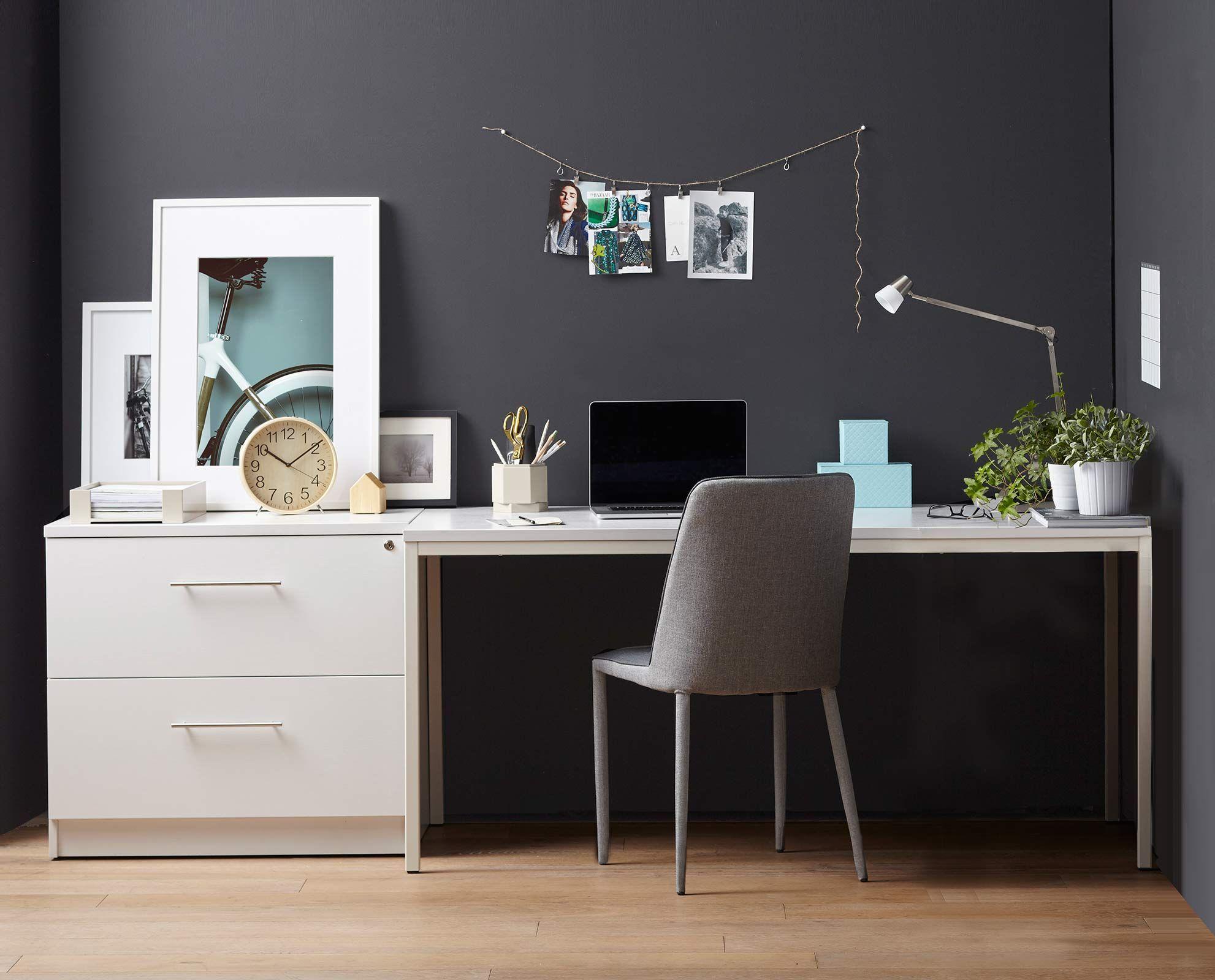 Dania The Golia 63 Contemporary Home Furniture Scandinavian Design Desk Modern Contemporary Home