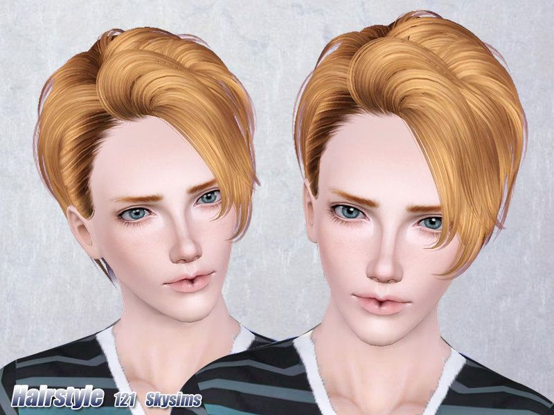 Pin On Sims4 Hairstyles
