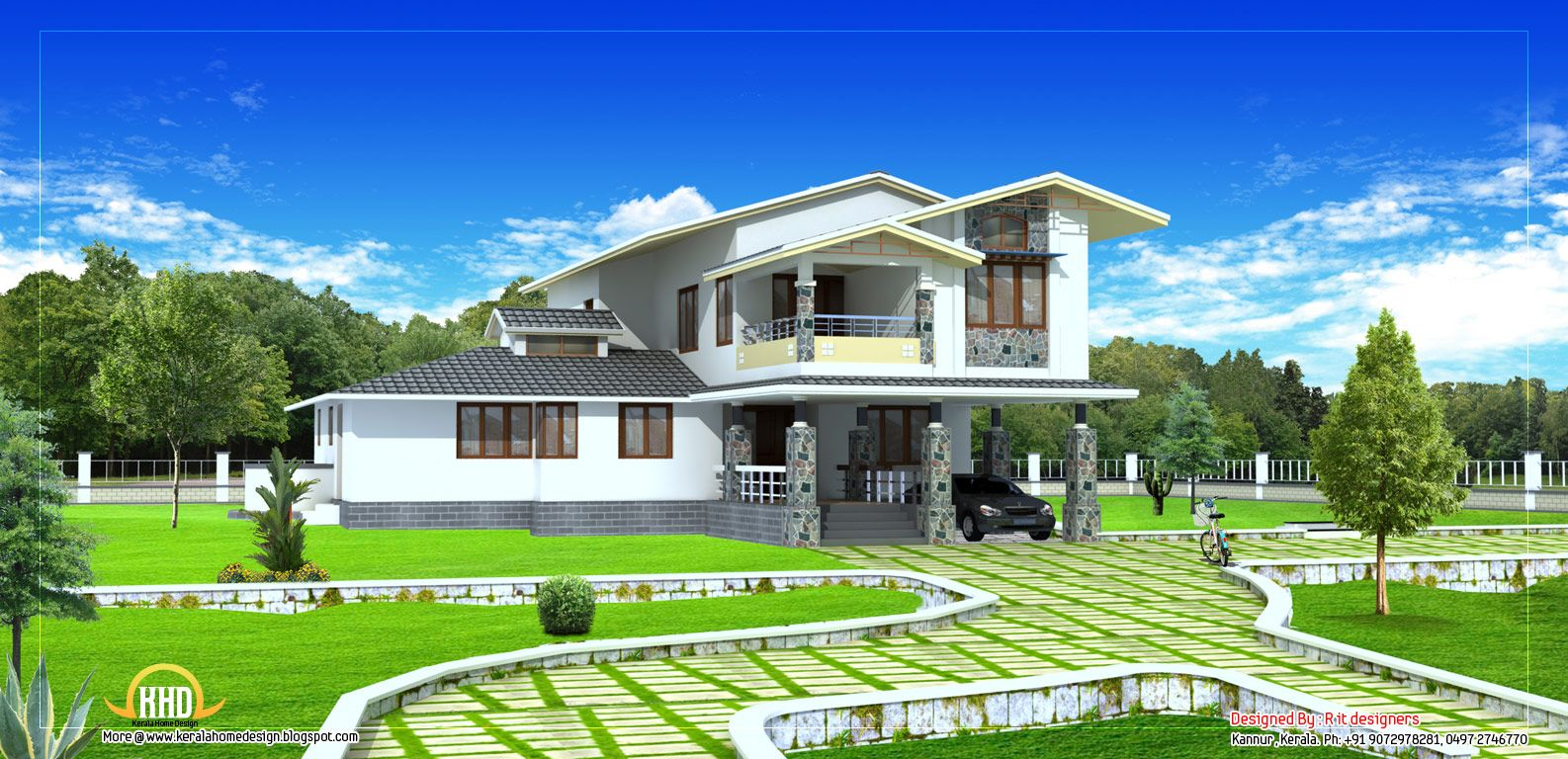 Mansion House Plans 8 Bedrooms Storey House Plan 2490