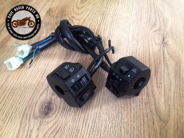 restoring motorcycle switchgear