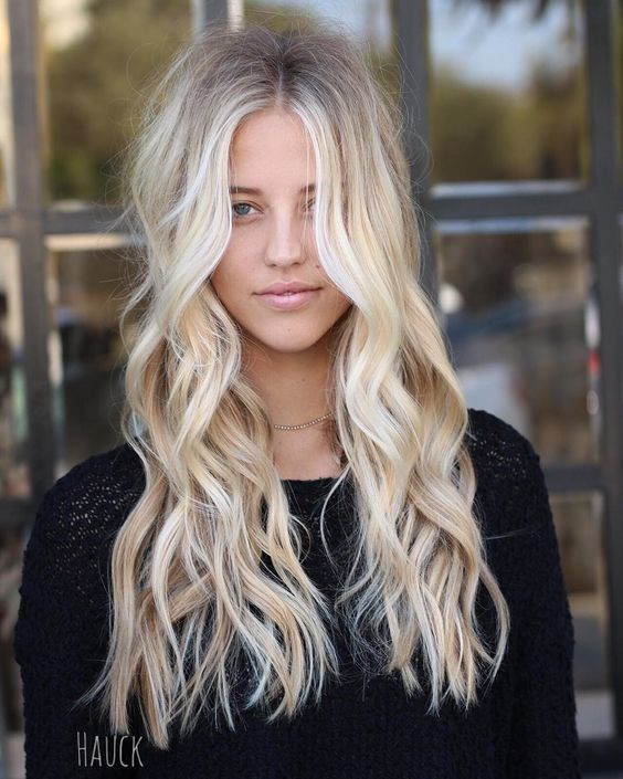 Toutes les Couleurs de Cheveux tendances hiver 2019