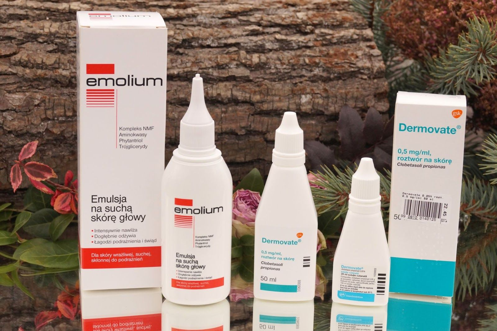 Babski Kacik Emulsja Emolium Na Sucha Skore Glowy Dermovate Na Rp Dish Soap Bottle Spray Bottle Spray