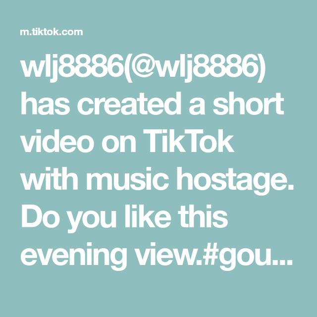 Wlj8886 Wlj8886 Has Created A Short Video On Tiktok With Music Hostage Do You Like This Evening View Goua Mount Fuji Japan Mount Fuji Things To Think About