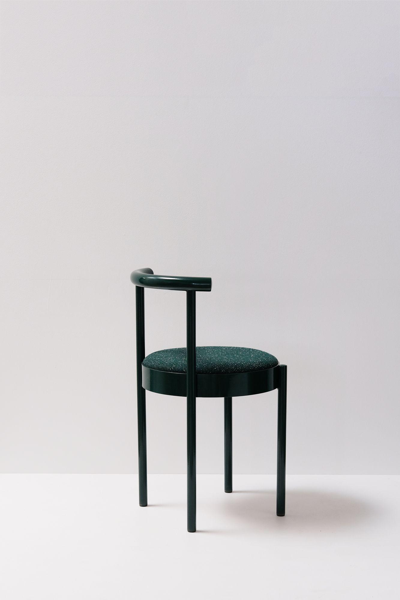 Soft Chair Is A Minimalist Chair Created By Australia Based Designers  Daniel Emma.