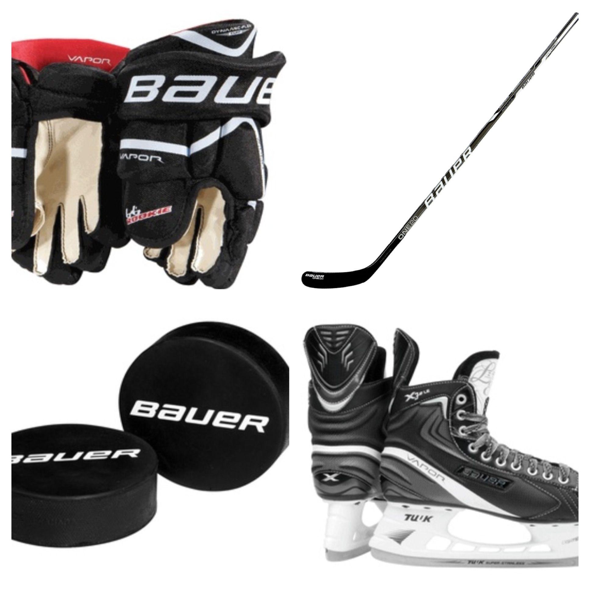 a573c9fb196 My Bauer One20 p88 52 flex stick, my Bauer Vapor x60 gloves, and my ...