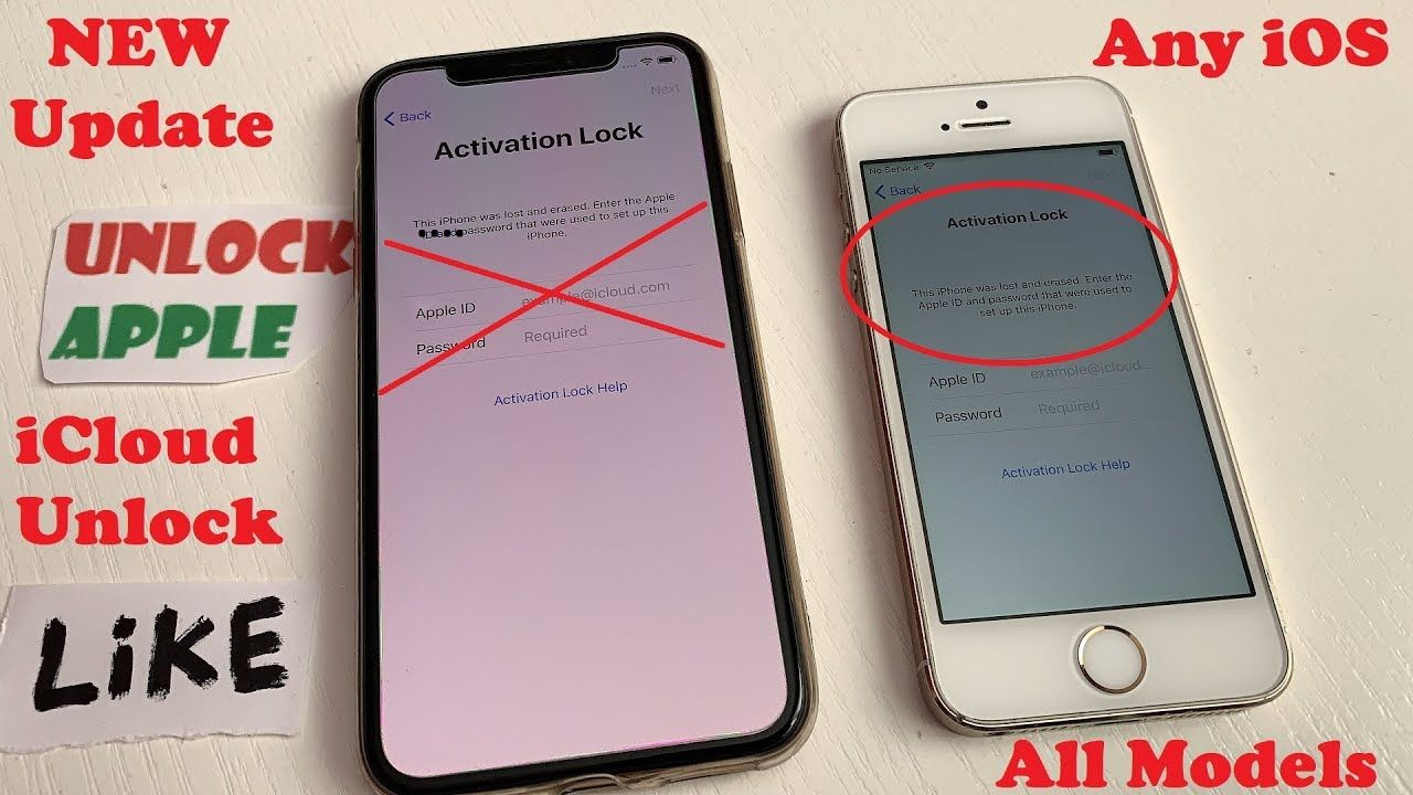 April 2019!! iCloud Disable Apple ID iCloud Activation