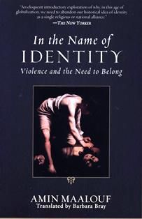 in the name of identity amin maalouf pdf