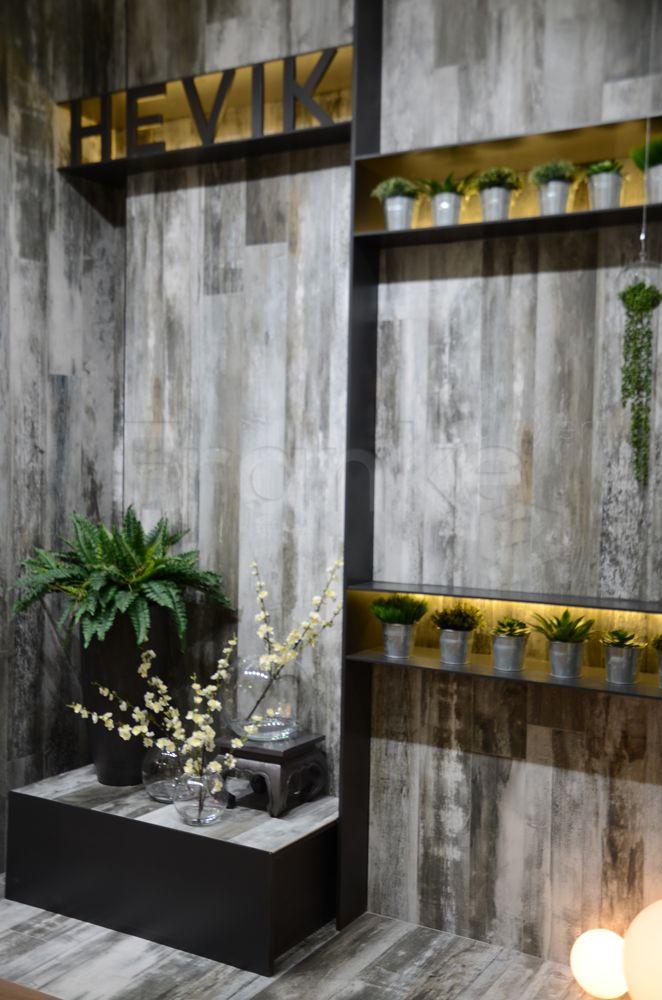 Urbane Holzfliesen für alle Wand- und Bodenbereiche #Holzfliesen - esszimmer im wohnzimmer
